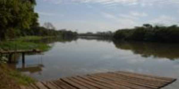 Rio  Mogi Guaçu Motuca SP, Por RONNI FURTADO