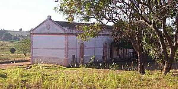 Murutinga do Sul-SP-Antiga Estação Ferroviária-Foto:ricardojosebento