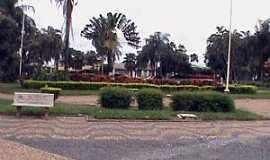 Nhandeara - Nhandeara-SP-Praça central-Foto:Facebook
