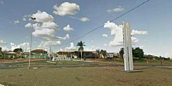 Imagens da cidade de Nhandeara- SP