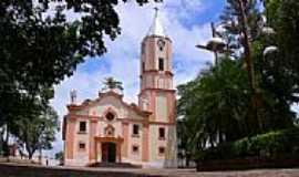 Nipoã - Igreja Matriz-Foto:Francisco Melchior