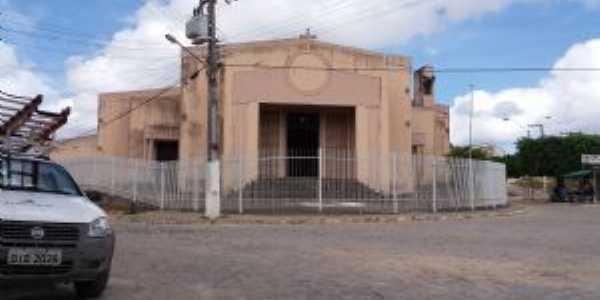 igreja são josé operário de joaquim gomes-al, Por everaldo lamenha