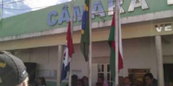 camara municipal de Joaquim Gomes, al, Por everaldo lamenha