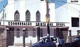 Nova Aparecida - Igreja da Congregação Cristã do Brasil-Foto:Jose Carlos Chiletti