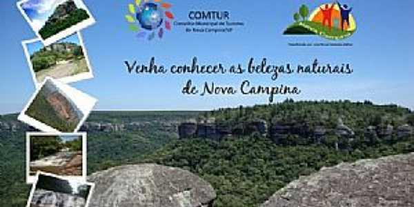 Informações turísticas de Nova Campina - SP