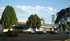 Nova Europa - Escola Estadual Luzia de Abreu-Foto:Edna.Gonçalves