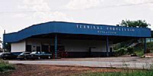 Terminal Rodoviário-Foto:Zekinha