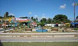 Ponta da Areia - Praça de Ponta da Areia.