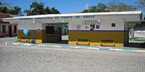 Terminal de Rodoviário de Ponta da Areia.