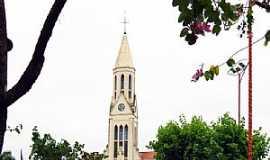 Nova Granada - Nova Granada-SP-Igreja da Paróquia de São Benedito-Foto:Ricardo Mercadante