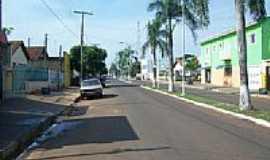 Nova Independência - Avenida Principal-Foto:nilson ferreira andr…