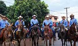 Nova Independência - Cavalgada-Foto:Antonio Firmino do A…
