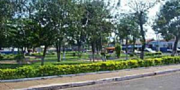 Praça-Foto:nilson ferreira andr…
