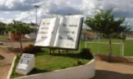 Nova Luzitânia - PRAÇA DA BIBLIA, Por LEANDRO AMARO