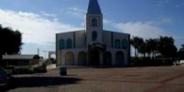 Igreja católica -  Por Edir Cardoso de Andrade
