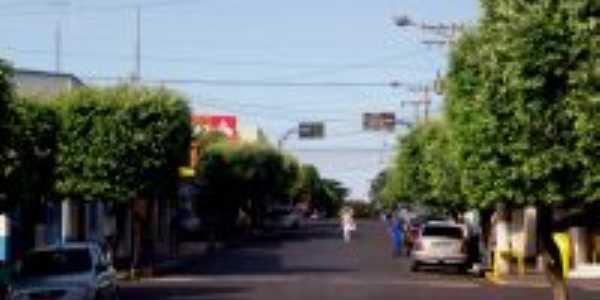 rua principal - , Por Edir Cardoso de Andrade
