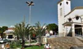 Nova Veneza - igreja matriz sao Fran. Assis, Por Renato Jejus Santos