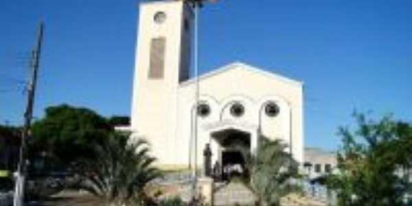Igreja Matriz No Centro, Por Renato Jejus Santos