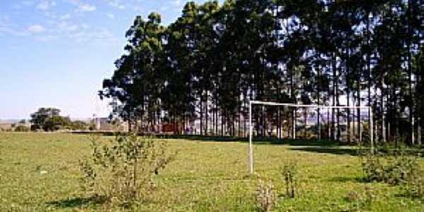 Novo Cravinhos-SP-Campinho de futebol-Foto:Fabio Vasconcelos