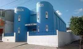 Ponto Novo - Igreja da Assembléia de Deus em Ponto Novo-BA-Foto:IRANILTON