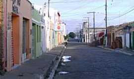Ponto Novo - Rua Bela Vista em Ponto Novo-BA-Foto:Rekarte