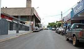 Novo Horizonte - Centro da cidade-Foto:LuziACruzFrata