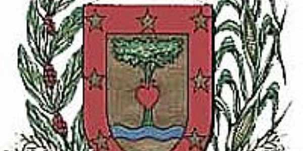 Brasão do Município de Óleo-SP