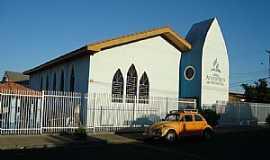 Ol�mpia - Ol�mpia-SP-Igreja Adventista de Jardim Menina-Foto:Urias E. Takatohi