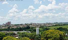 Olímpia - Olímpia-SP-Parque Thermas dos Laranjais e a cidade-Foto:Ernandes C Santos