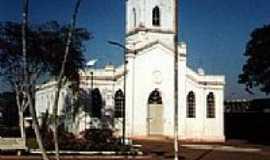 Onda Verde - Igreja Matriz-Foto:bira lm