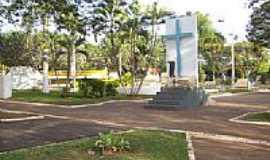 Onda Verde - Praça da Matriz-Foto:bira lm