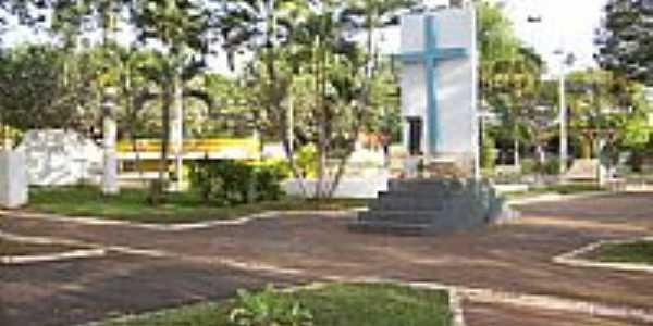 Praça da Matriz-Foto:bira lm