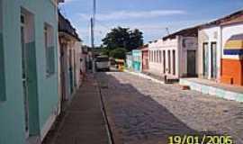 Porto Novo - Rua Dr.Manoel Vitorino em Porto Novo-BA-Foto:EudesOliveira