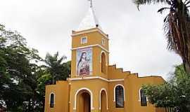 Orindiúva - Orindiúva (SP) Matriz de Sta. Teresinha do Menino Jesus - por Vicente A. Queiroz