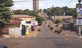 Orlândia - Vista da Rua 4-Foto:MARCO AURELIO ESPARZ…