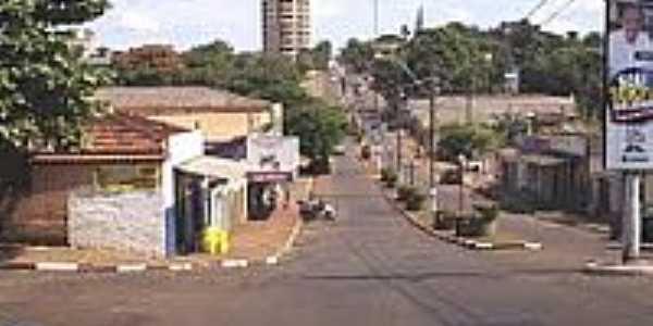 Vista da Rua 4-Foto:MARCO AURELIO ESPARZ…