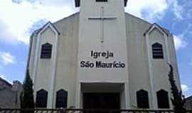 Osasco - Igreja de S�o Maur�cio em Osasco-SP-Foto:Jos� X.