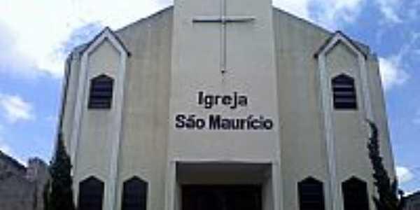 Igreja de São Maurício em Osasco-SP-Foto:José X.