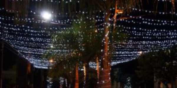 Natal Iluminado - Praça da Matriz, Por Erica Amorim