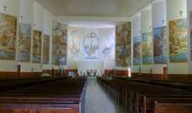 Osvaldo Cruz - Interior da Igreja Matriz de São José, Por Emanuel
