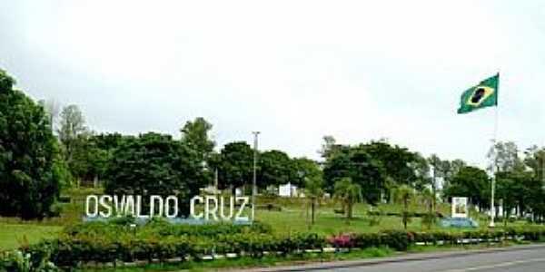 Osvaldo Cruz - SP Foto Prefeitura Municipal