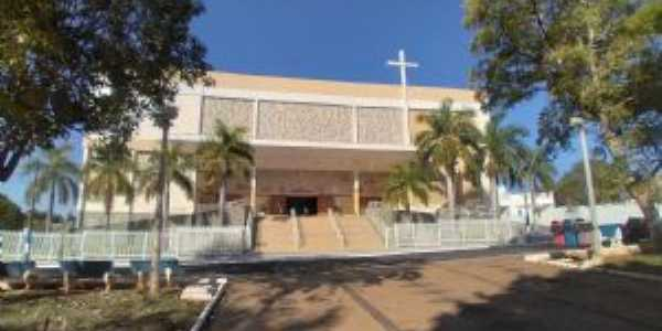 Igreja Matriz de Sao José_ Osvaldo Cruz Sp, Por Emanuel