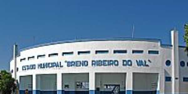 Osvaldo Cruz-SP-Estádio Municipal