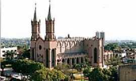 Ourinhos - Catedral-Foto:Pedro Varalta