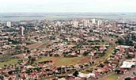 Ourinhos - Vista aérea-Foto:Pedro Varalta