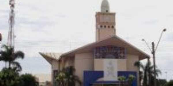 Igreja Matriz São João Batista - Foto de Leonildo R. Silva, Por Leonildo Rodrigues da Silva