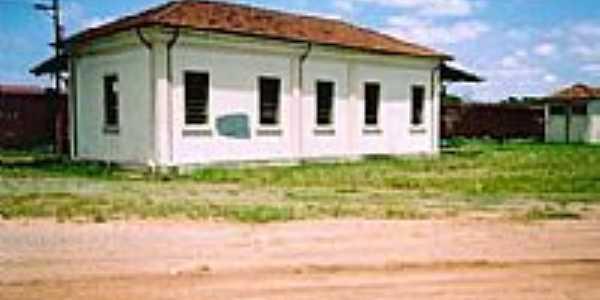 Estação Ferroviária-Foto:LPSLPS