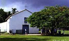 Porto Seguro - Igreja de Porto Seguro-BA-Foto:Alberto Alves