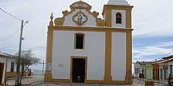 Porto Seguro-Igreja de N.Sra.D´Ajuda-Foto:LUIS MACEDO