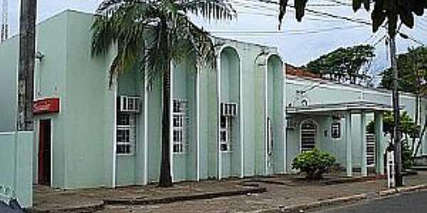 Palmares Paulista - Prédio da Prefeitura de Palmares Paulista por José Bento Chimello